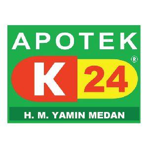 Apotek K-24 M. Yamin Medan