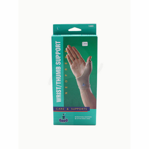 OPPO WRIST / THUMB SUPPORT 1089 SIZE L