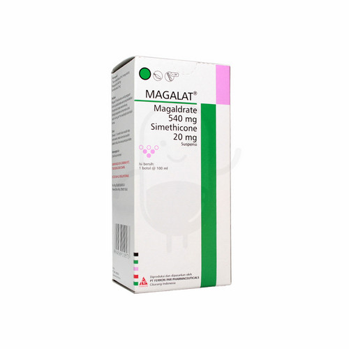 MAGALAT SUSPENSI 100 ML