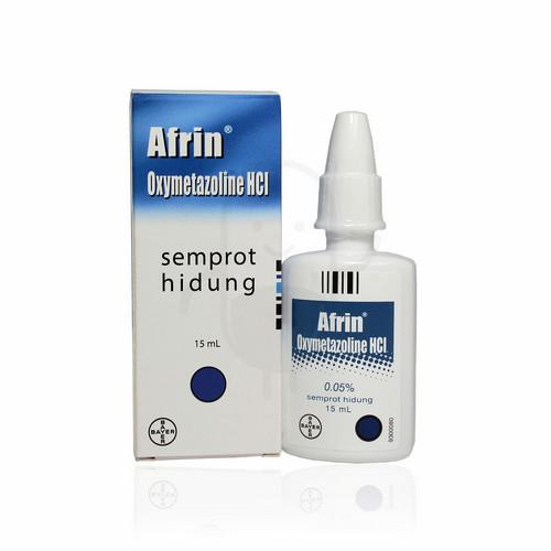 AFRIN 0.5 MG SEMPROT HIDUNG 15 ML