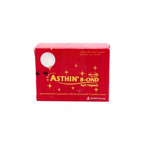 ASTHIN B-OND BOTOL 30 KAPSUL