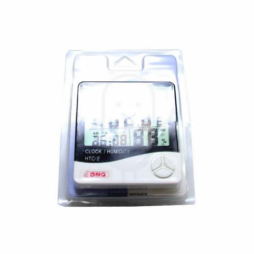 BEURER TEMPERATURE & HUMIDITY METER CLOCK BN-118 / HTC-1
