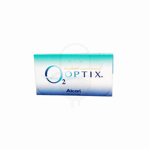 O2 OPTIX SILICONE HYDROGEL MONTHLY CLEAR LENS (-1.25) BENING