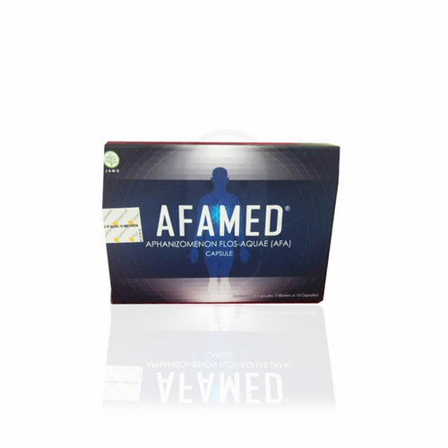 AFAMED 320 MG STRIP 10 KAPSUL