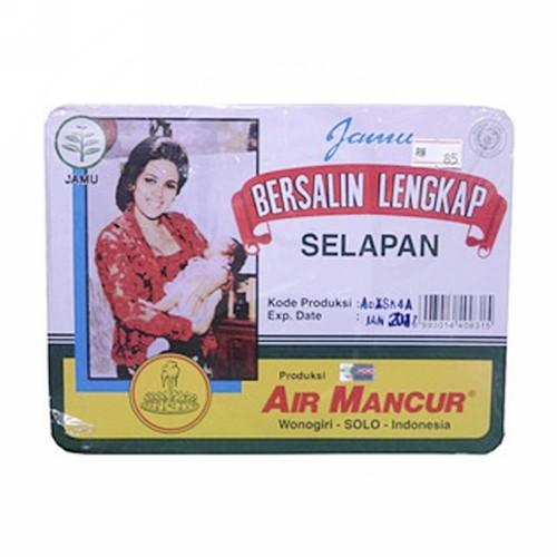 AIR MANCUR BERSALIN 7 GRAM BOX