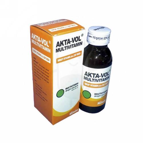 AKTA-VOL SIRUP 85 ML