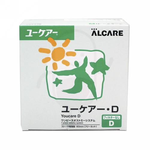 ALCARE YOUCARE D COLOSTOMY BAG
