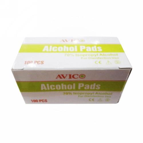 ALKOHOL SWAB AVICO BOX