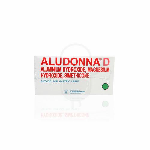 ALUDONNA-D BOX 160 TABLET