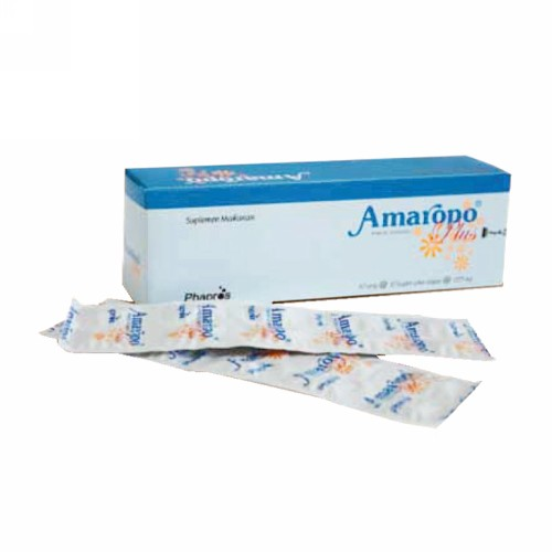 AMAROPO PLUS STRIP 10 KAPLET