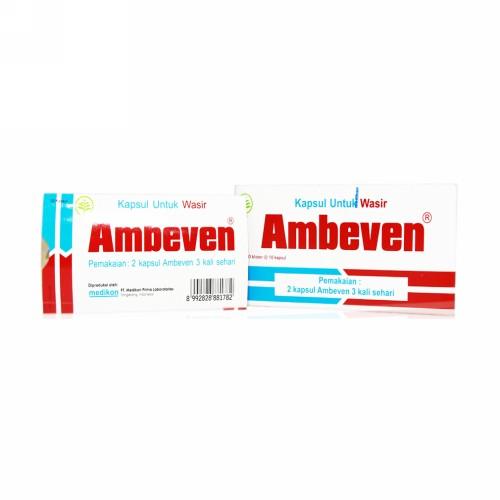AMBEVEN BOX 100 KAPSUL