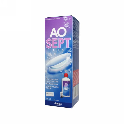 AO SEPT PLUS HYDROGEN PEROXIDE 360 ML