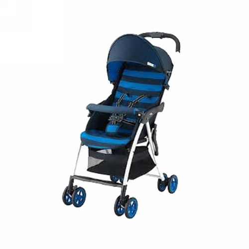 APRICA BABY STROLLER MAGICAL AIR NAVY BLUE