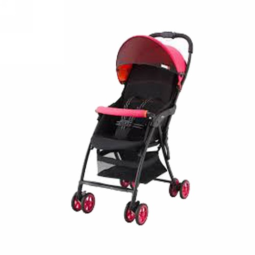 APRICA BABY STROLLER MAGICAL AIR PINK