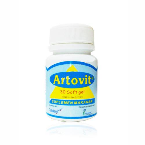 ARTOVIT BOX 30 KAPSUL