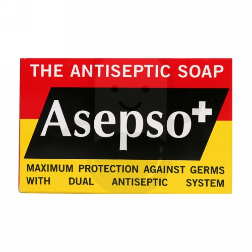 ASEPSO REGULAR BAR 80 GRAM