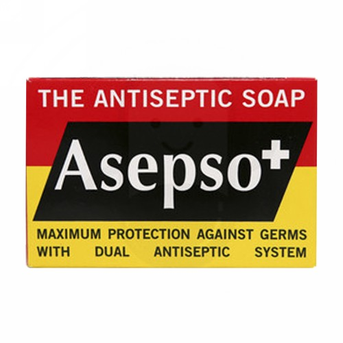 ASEPSO SULPHUR SABUN BATANG BOX 80 GRAM