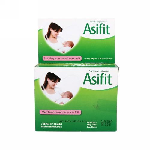 ASIFIT STRIP 10 KAPLET