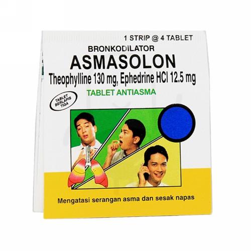 ASMASOLON TABLET