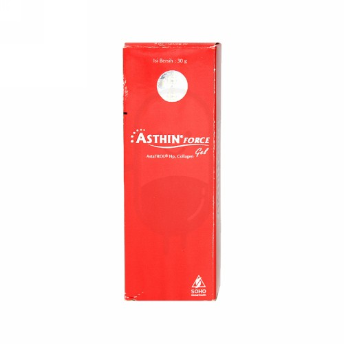ASTHIN FORCE GEL 30 GRAM