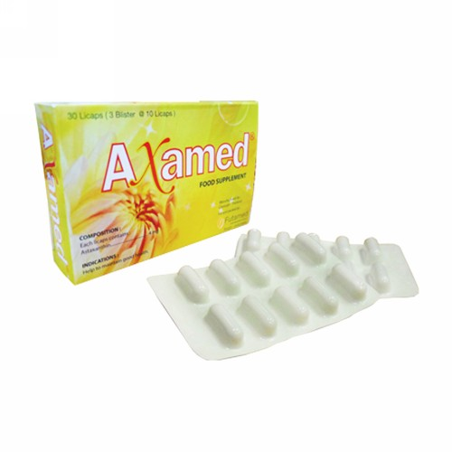 AXAMED PLUS STRIP 6 KAPSUL