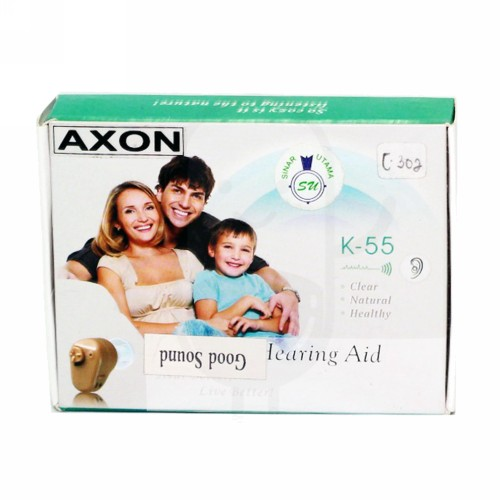 AXON HEARING AID MODEL TUSUK K-55