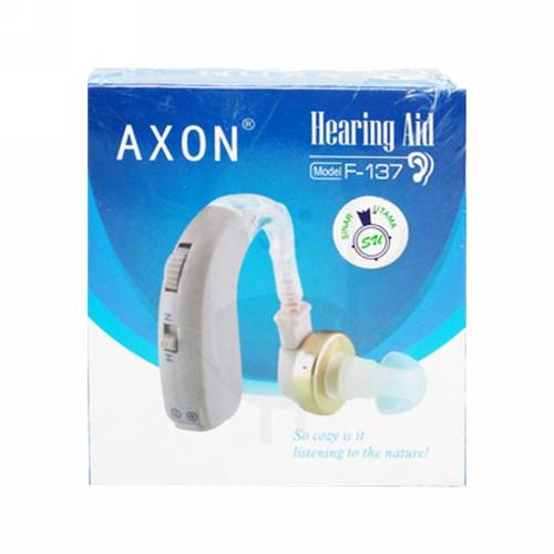 AXON HEARING AID TANPA KABEL F 137