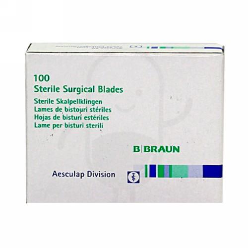 B-BRAUN AESCULAP SURGICAL BLADE NO. 11