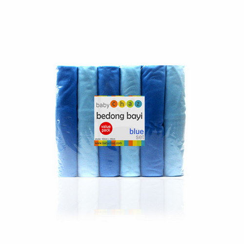 BABY CHAZ BEDONG BAYI VALUE PACK SET BLUE