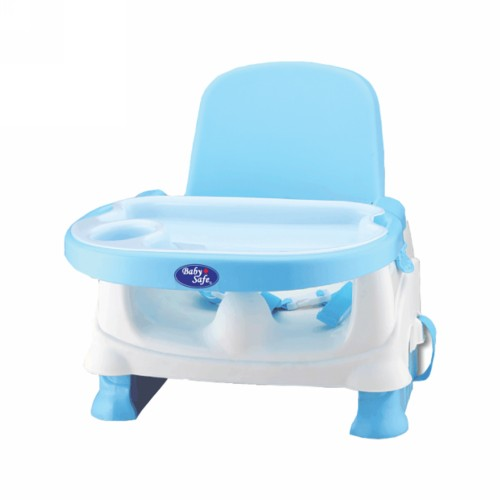 BABY SAFE BOOSTER SEAT BO01 LIGHT BLUE