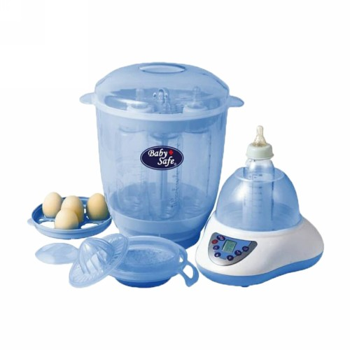 BABY SAFE BOTTLE STERILIZER DIGITAL MULTI FUNCTION