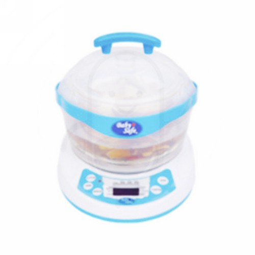 BABY SAFE STEAMER MULTIFUNCTION 10IN1