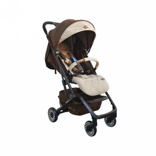 BABYELLE STROLLER AVENUE 390 DARK BROWN