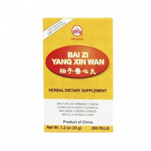 BAI ZI YANG XIN WAN BOX 200 PILL