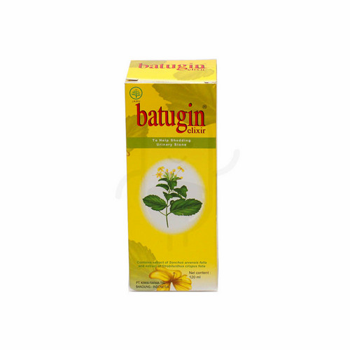 BATUGIN ELIXIR 120 ML