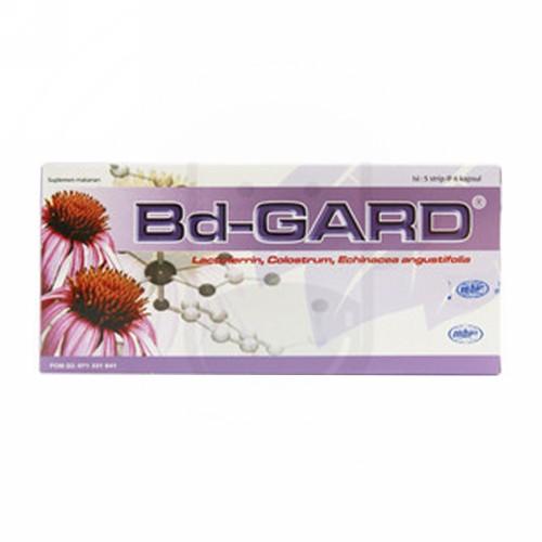 BD-GARD BOX 30 KAPSUL