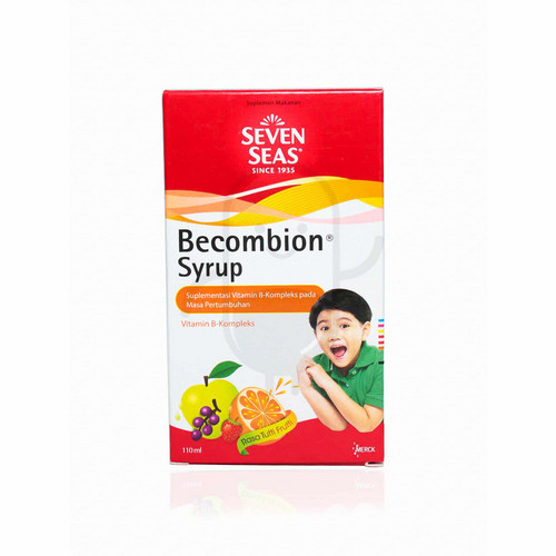 BECOMBION SIRUP 110 ML