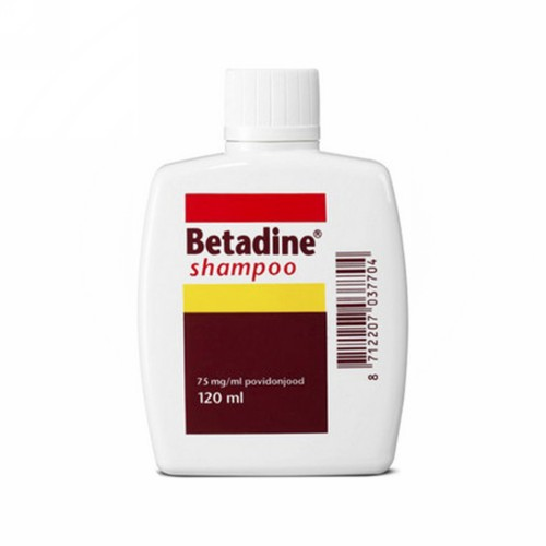 BETADINE SHAMPO 100 ML