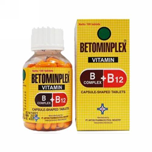 BETOMINPLEX BOTOL 100 TABLET