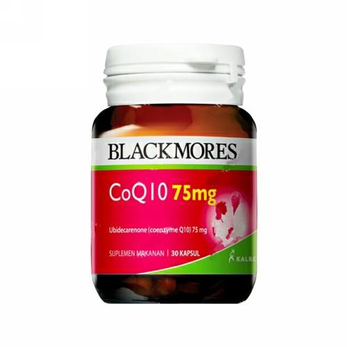 BLACKMORES COQ10 75MG BOTOL 30 KAPSUL