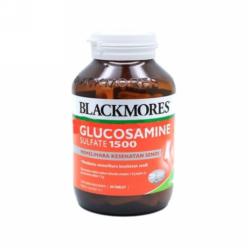 BLACKMORES GLUCOSAMINE SULFATE 1500 BOTOL 90 TABLET
