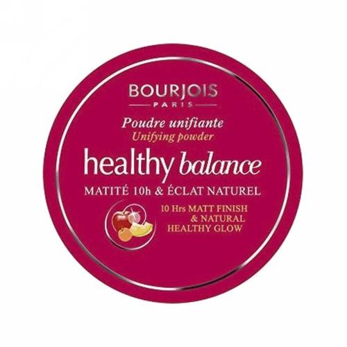 BOURJOIS HEALTHY BALANCE POUDRE UNIFIANTE 52 VANILLE