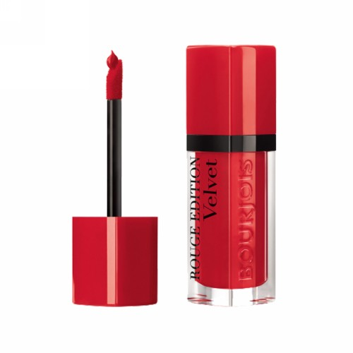 BOURJOIS ROUGE EDITION VELVET 18 ITS REDDING MEN!