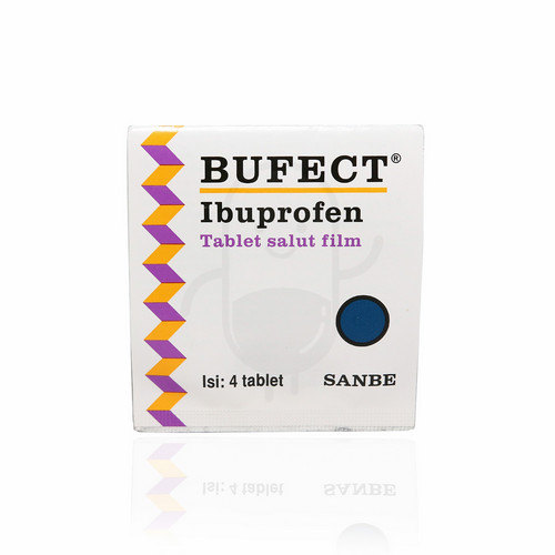 BUFECT 200 MG BOX 250 TABLET