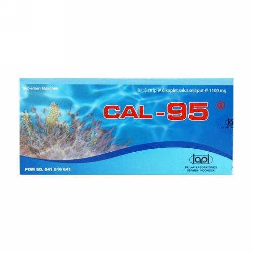 CAL-95 STRIP 6 KAPLET