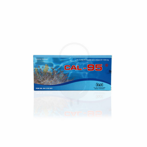 CAL-95 BOX 30 KAPLET