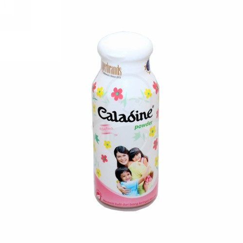 CALADINE POWDER ACTIVE FRESH 100 GRAM BOTOL