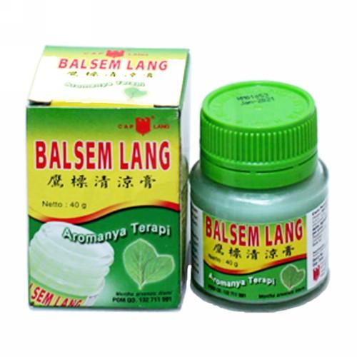 CAP LANG BALSEM 20 GRAM
