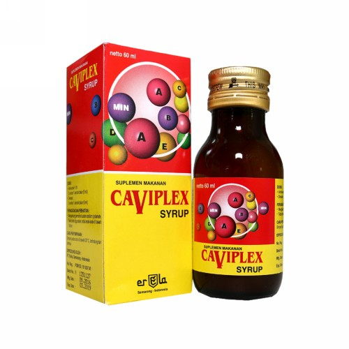CAVIPLEX SIRUP 60 ML