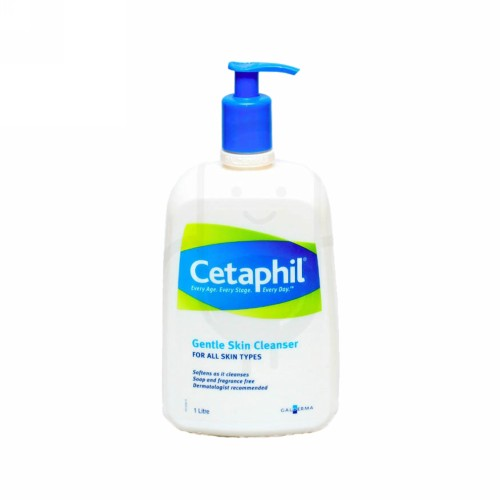 CETAPHIL GENTLE SKIN CLEANSER 1000 ML BOTOL